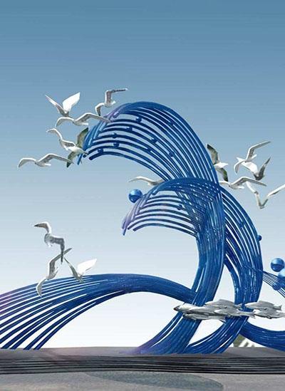 玻璃钢景观制作工艺设计的主要内容