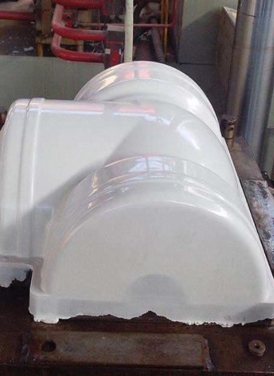 黄海学院进行玻璃钢外壳加工